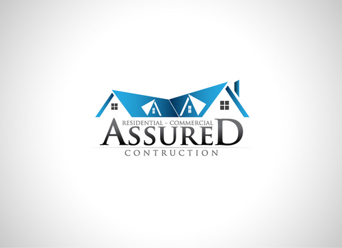 Assured Construction A Logo, Monogram, or Icon  Draft # 12 by willconcept