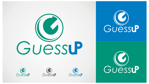 GuessUp A Logo, Monogram, or Icon  Draft # 190 by MhATA