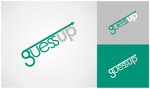 GuessUp A Logo, Monogram, or Icon  Draft # 192 by MhATA