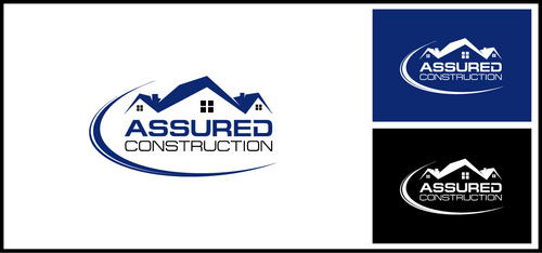 Assured Construction A Logo, Monogram, or Icon  Draft # 61 by deeyhanaa