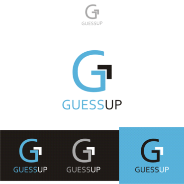 GuessUp A Logo, Monogram, or Icon  Draft # 210 by murdiati