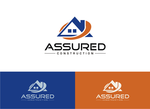 Assured Construction A Logo, Monogram, or Icon  Draft # 80 by gungpran