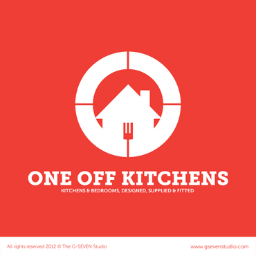 One off Kitchens Ltd A Logo, Monogram, or Icon  Draft # 1 by gsevenxt