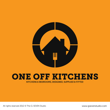 One off Kitchens Ltd A Logo, Monogram, or Icon  Draft # 2 by gsevenxt