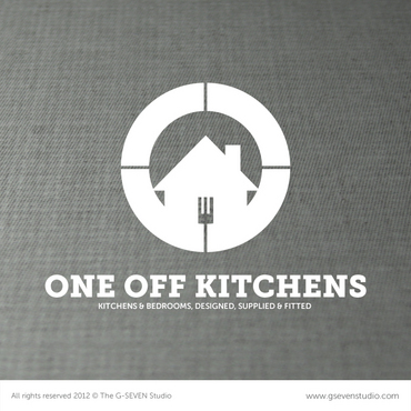 One off Kitchens Ltd A Logo, Monogram, or Icon  Draft # 3 by gsevenxt
