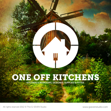 One off Kitchens Ltd A Logo, Monogram, or Icon  Draft # 4 by gsevenxt