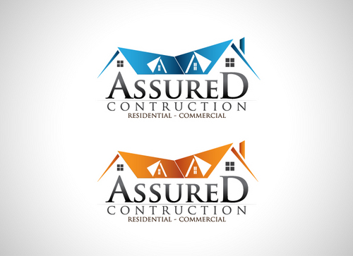 Assured Construction A Logo, Monogram, or Icon  Draft # 99 by willconcept