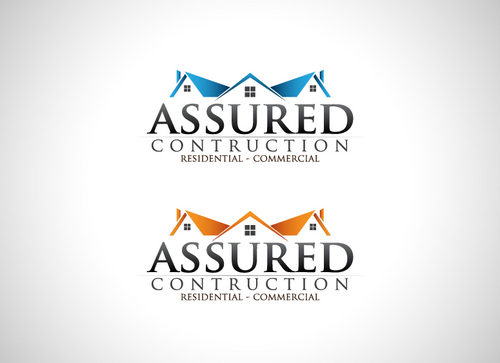 Assured Construction A Logo, Monogram, or Icon  Draft # 101 by willconcept