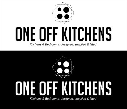 One off Kitchens Ltd A Logo, Monogram, or Icon  Draft # 8 by ManchevaDesigns