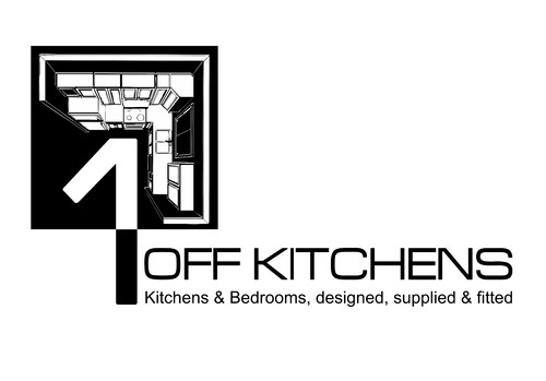 One off Kitchens Ltd A Logo, Monogram, or Icon  Draft # 9 by ManchevaDesigns