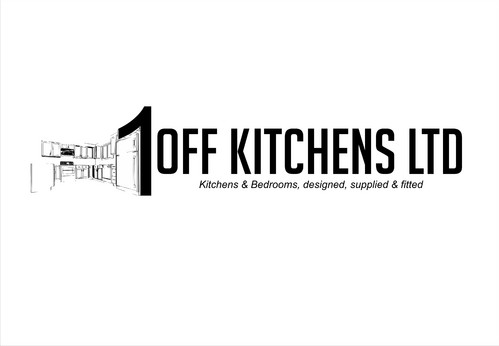 One off Kitchens Ltd A Logo, Monogram, or Icon  Draft # 10 by ManchevaDesigns