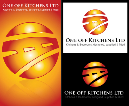 One off Kitchens Ltd A Logo, Monogram, or Icon  Draft # 24 by KeysoftTechnologies