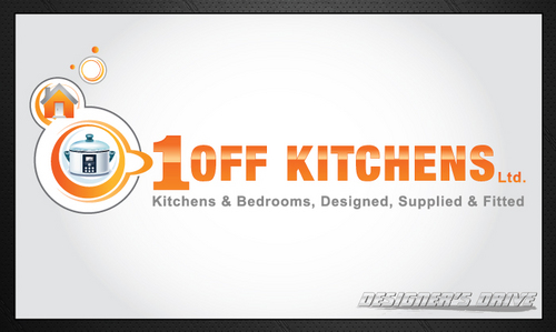 One off Kitchens Ltd A Logo, Monogram, or Icon  Draft # 29 by DesignersDrive