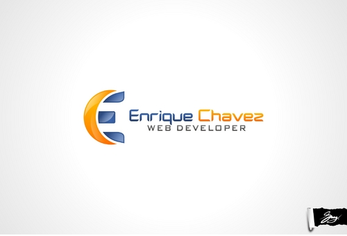 Enrique Chávez A Logo, Monogram, or Icon  Draft # 4 by sway99
