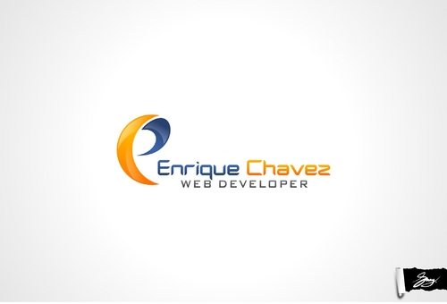 Enrique Chávez A Logo, Monogram, or Icon  Draft # 6 by sway99