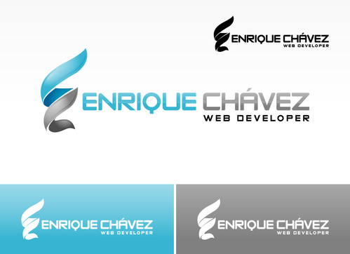 Enrique Chávez A Logo, Monogram, or Icon  Draft # 17 by Karen
