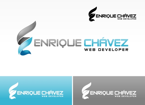 Enrique Chávez A Logo, Monogram, or Icon  Draft # 18 by Karen