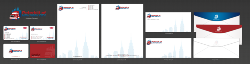 Stationary and Cards Business Cards and Stationery  Draft # 158 by einsanimation