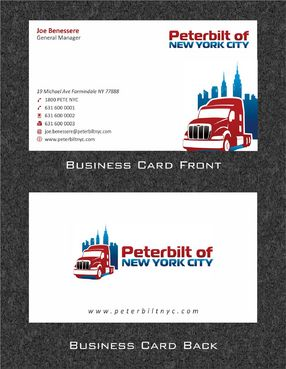 Stationary and Cards Business Cards and Stationery  Draft # 161 by Deck86