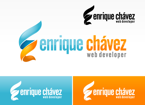 Enrique Chávez A Logo, Monogram, or Icon  Draft # 26 by Karen