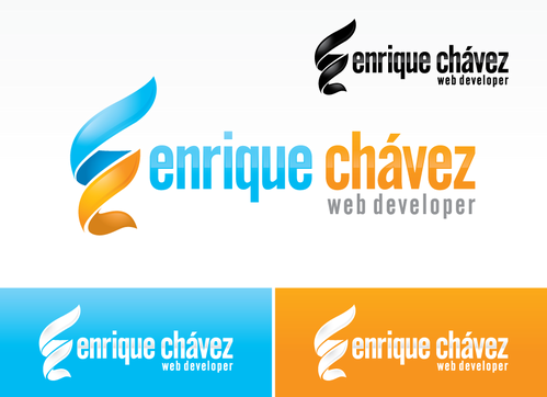 Enrique Chávez A Logo, Monogram, or Icon  Draft # 28 by Karen