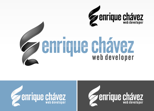 Enrique Chávez A Logo, Monogram, or Icon  Draft # 31 by Karen