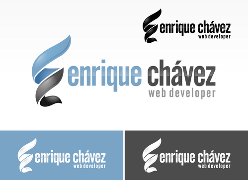 Enrique Chávez A Logo, Monogram, or Icon  Draft # 32 by Karen