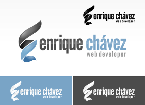 Enrique Chávez A Logo, Monogram, or Icon  Draft # 33 by Karen
