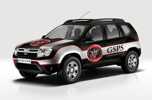 GSPS Vehicle Design