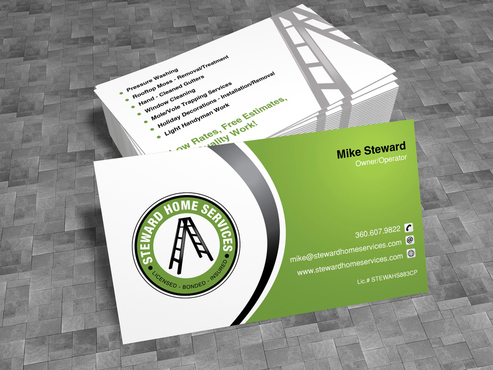Business Cards Needed! Business Cards and Stationery  Draft # 122 by jameelbukhari