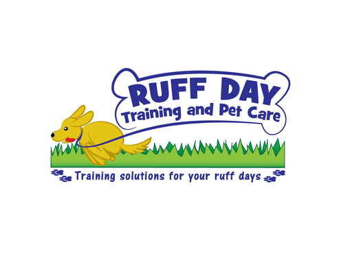 Ruff Day Training and Pet Care A Logo, Monogram, or Icon  Draft # 49 by demeter