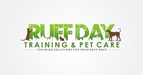 Ruff Day Training and Pet Care A Logo, Monogram, or Icon  Draft # 64 by sangeethraghav