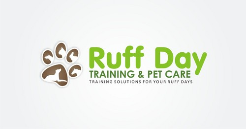 Ruff Day Training and Pet Care A Logo, Monogram, or Icon  Draft # 65 by sangeethraghav