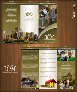 to promote: Property management company in Calgary Other Winning Design by XtremeCreative2