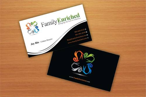 remarkable business card Business Cards and Stationery  Draft # 121 by smartinfo