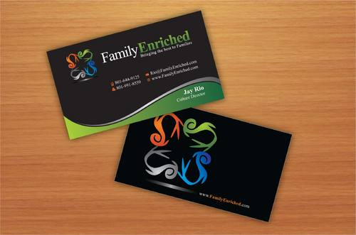 remarkable business card Business Cards and Stationery  Draft # 122 by smartinfo