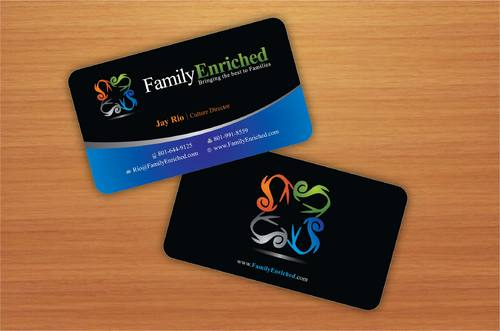 remarkable business card Business Cards and Stationery  Draft # 123 by smartinfo