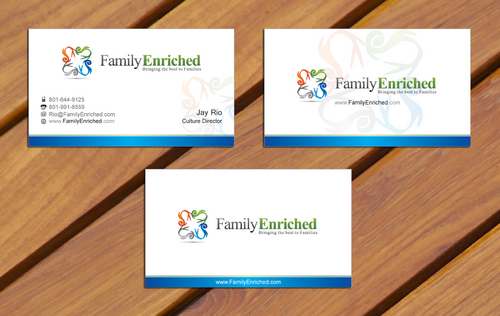 remarkable business card Business Cards and Stationery  Draft # 129 by smartinfo
