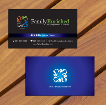 remarkable business card Business Cards and Stationery  Draft # 132 by smartinfo