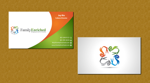 remarkable business card Business Cards and Stationery  Draft # 141 by smartinfo