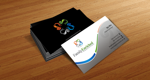 remarkable business card Business Cards and Stationery  Draft # 156 by einsanimation
