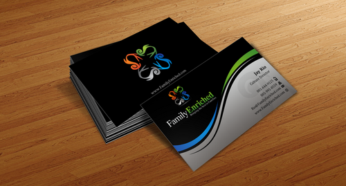 remarkable business card Business Cards and Stationery  Draft # 158 by einsanimation