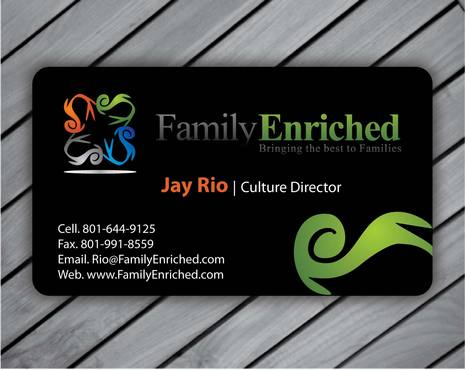remarkable business card Business Cards and Stationery  Draft # 163 by smartinfo
