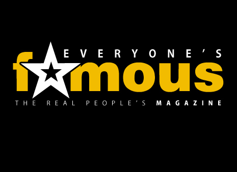 Everyone's Famous Magazine Logo Winning Design by master