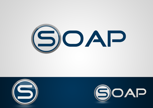 Logo for company called SOAP