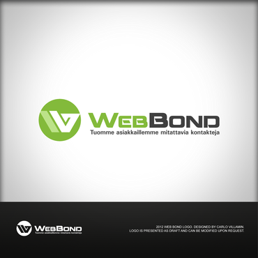 Web Bond A Logo, Monogram, or Icon  Draft # 33 by carlovillamin