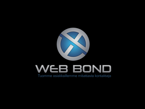 Web Bond A Logo, Monogram, or Icon  Draft # 57 by tojinilkumar