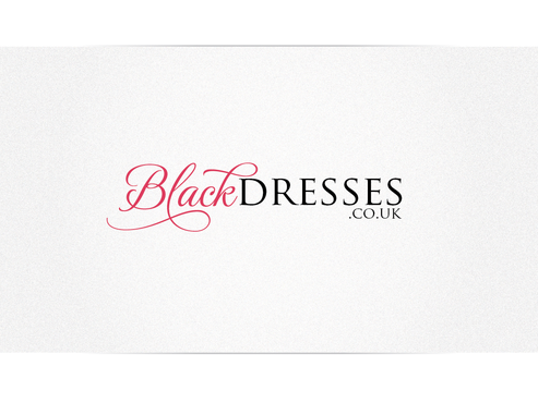 blackdresses.co.uk      A Logo, Monogram, or Icon  Draft # 205 by CherryPopDesign