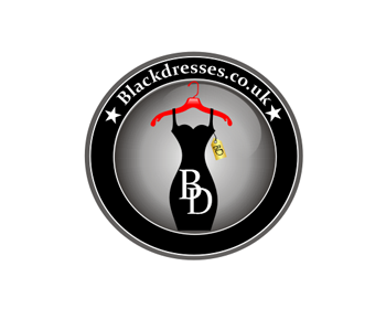 blackdresses.co.uk      A Logo, Monogram, or Icon  Draft # 252 by andrea1