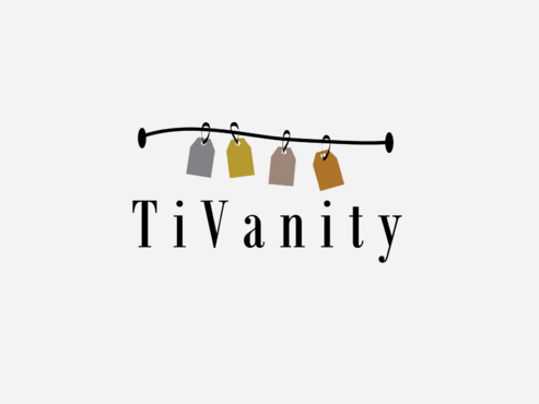 TiVanity A Logo, Monogram, or Icon  Draft # 5 by graciel